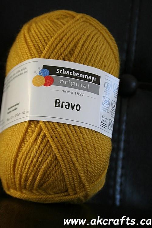 Schachenmayr SMC - Bravo - Acrylic Yarn - Gold