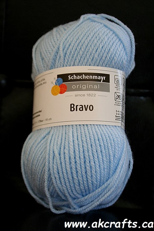 Schachenmayr SMC - Bravo - Acrylic Yarn - Lightblue