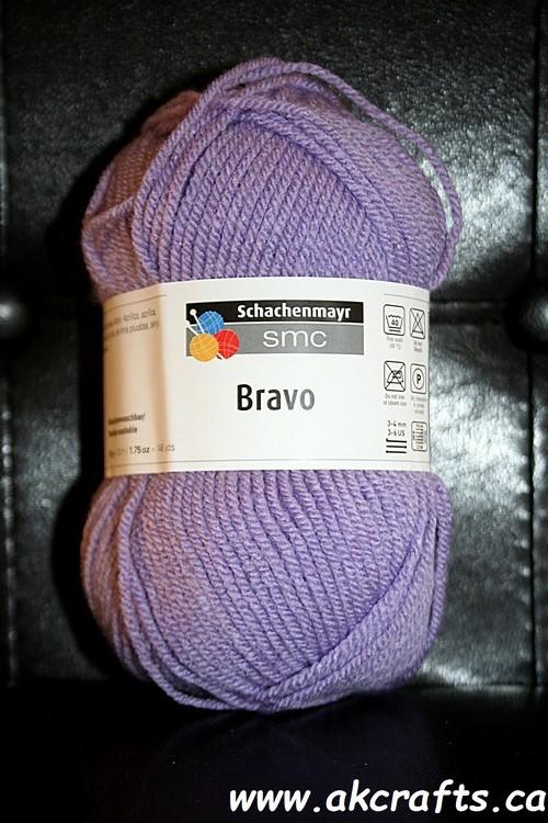 Schachenmayr SMC - Bravo - Acrylic Yarn - Lilac