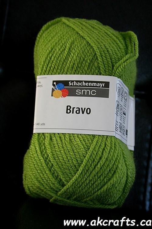 Schachenmayr SMC - Bravo - Acrylic Yarn - Lime