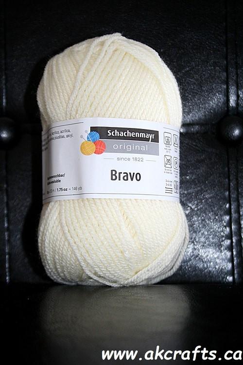 Schachenmayr SMC - Bravo - Acrylic Yarn - Natural