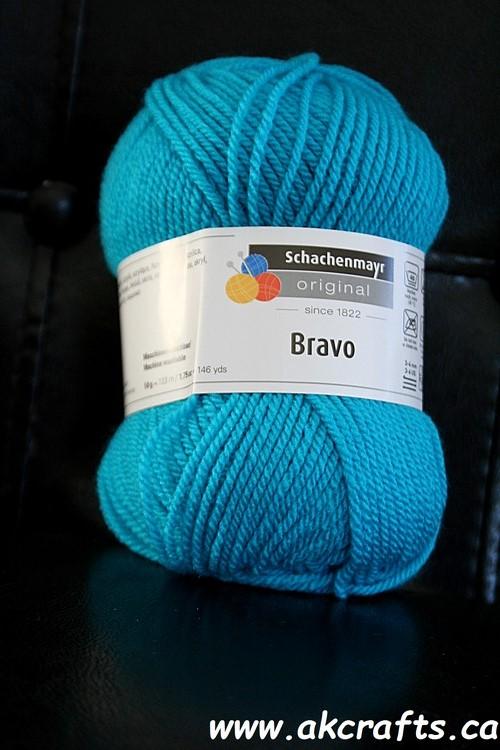 Schachenmayr SMC - Bravo - Acrylic Yarn - Ocean Blue