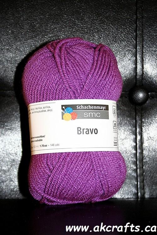 Schachenmayr SMC - Bravo - Acrylic Yarn - Orchid