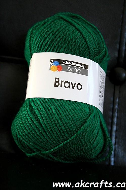 Schachenmayr SMC - Bravo - Acrylic Yarn - Pine