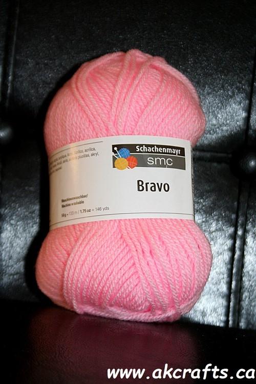 Schachenmayr SMC - Bravo - Acrylic Yarn - Pink