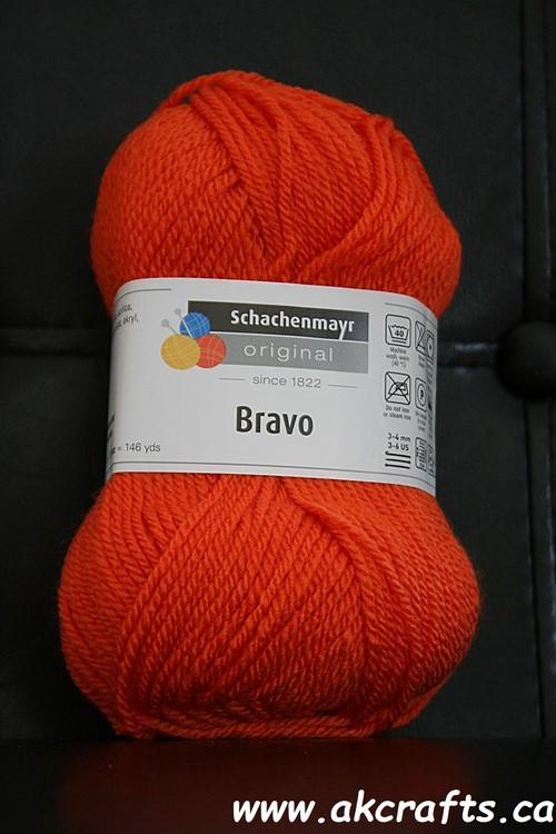 Schachenmayr SMC - Bravo - Acrylic Yarn - Pumpkin