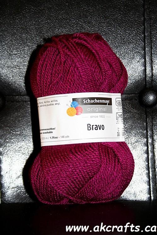 Schachenmayr SMC - Bravo - Acrylic Yarn - Raspberry