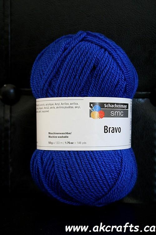 Schachenmayr SMC - Bravo - Acrylic Yarn - Royal
