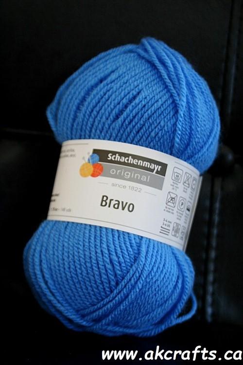 Schachenmayr SMC - Bravo - Acrylic Yarn - Sky Blue
