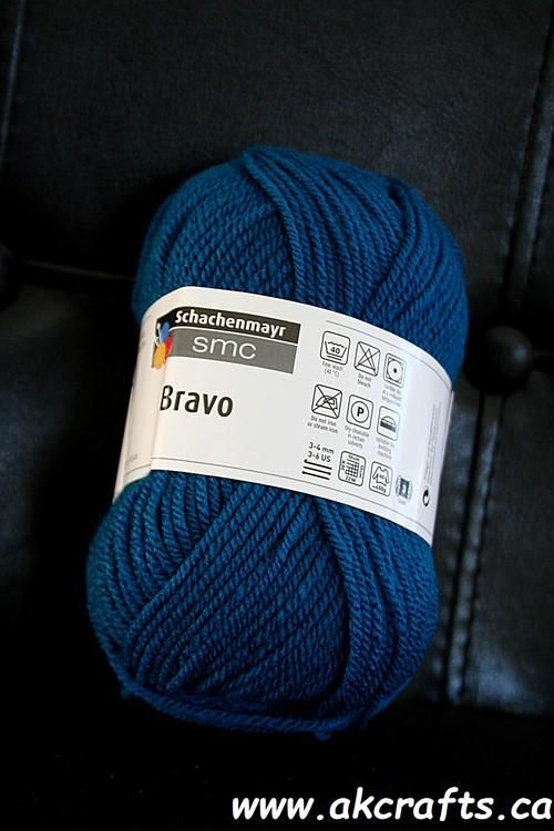 Schachenmayr SMC - Bravo - Acrylic Yarn - Teal