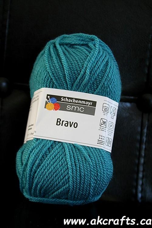 Schachenmayr SMC - Bravo - Acrylic Yarn - Turquoise